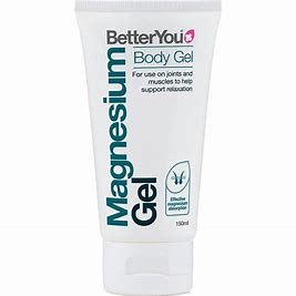 BetterYou Magnesium Body Gel