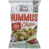 Eat Real Hummus Chilli Cheese Flavour Chips