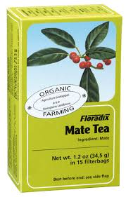 Floradix Mate tea