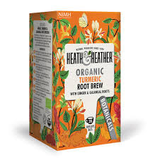 Heath & Heather Organic Tumeric Root Brew