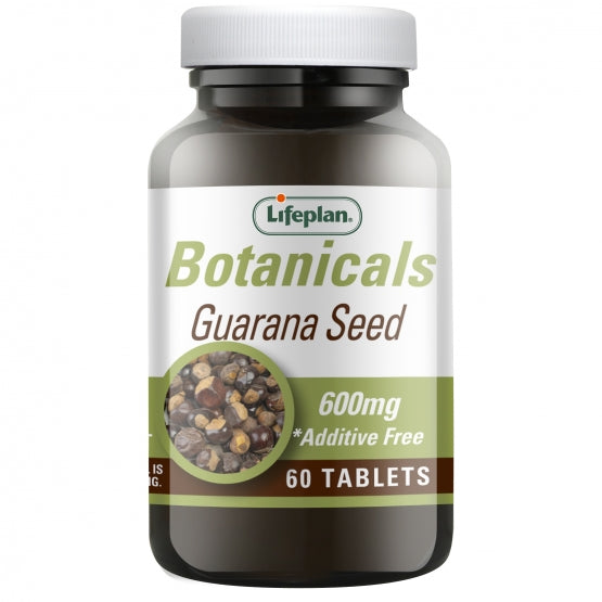 Lifeplan Botanicals Guarana Seed 60 Caps