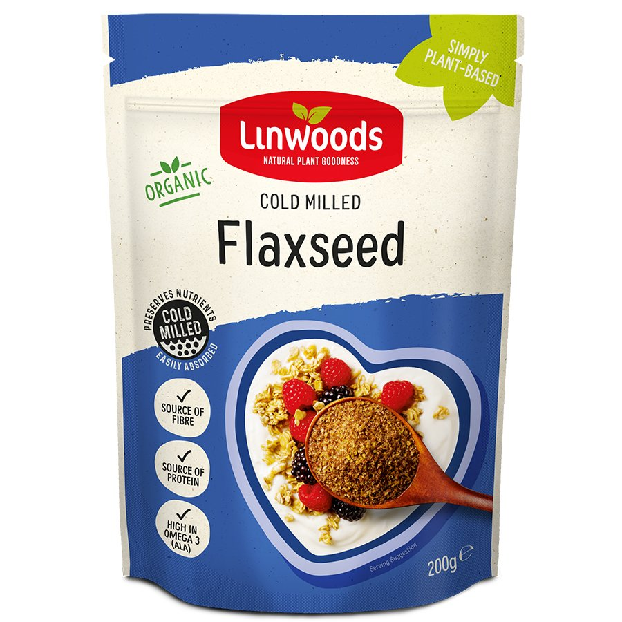 Linwood's Flaxseed Cold Milled 200g