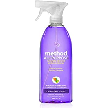 Method Multi Surface French Lavender Grease & Grime Cleaner 828 100ml