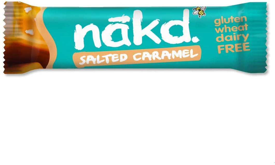 Nakd Bars Salted Caramel