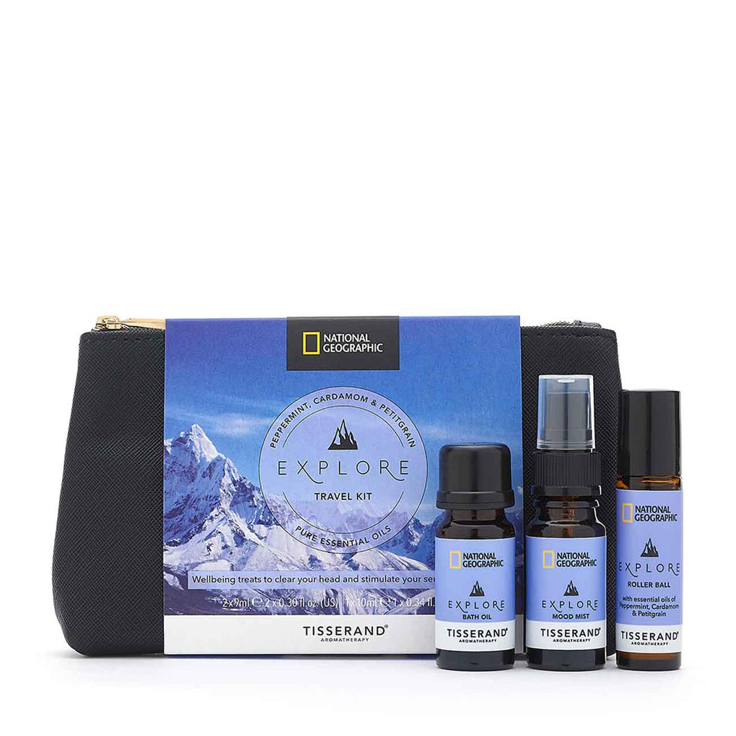 National Geographic Explore Essential Oils Travel Kit