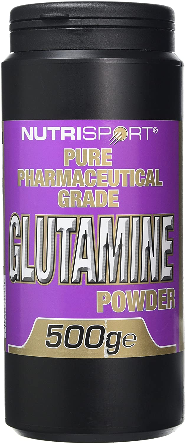 NutriSport Pure Pharmaceutical Grade Glutamine Powder 500g