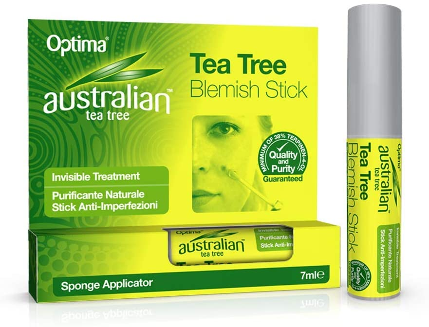 Optima Australian Organic Tea Tree Blemish Stick