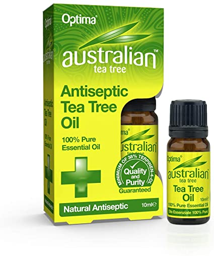 Optima Australian Organic Tea Tree Oil Small 10ml
