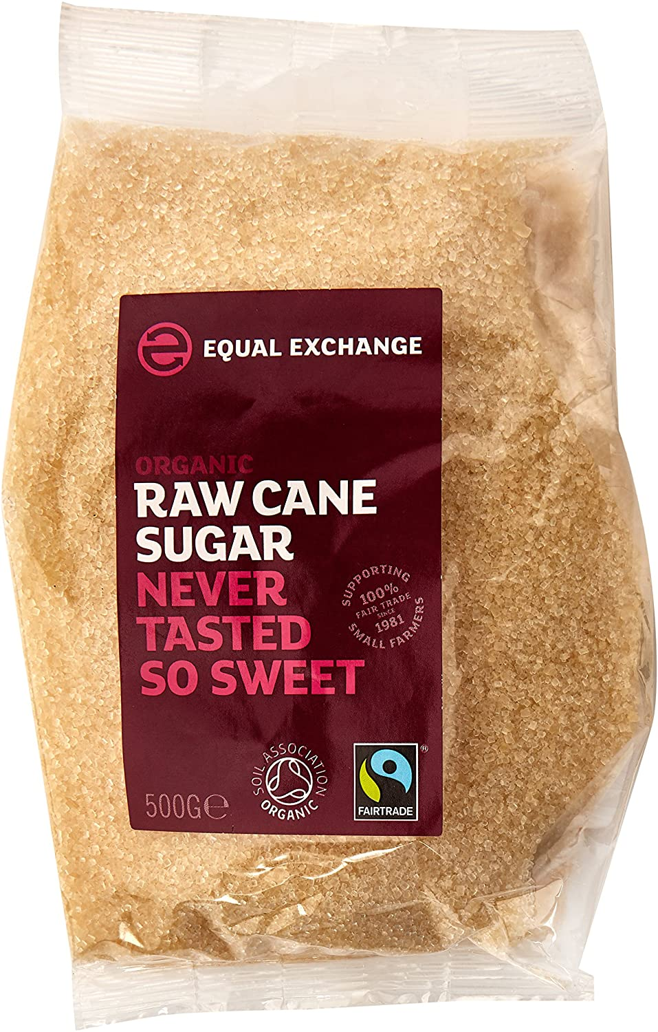 Equal Exchange Organic Raw Cane Sugar