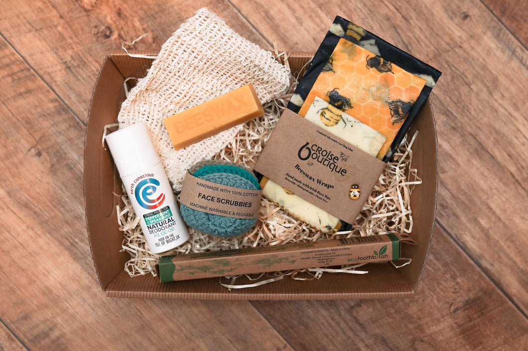 'Eco-Friendly Starter' Hamper (post-able)