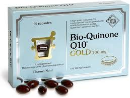 Pharma Nord Bio-QUINONE Active Q 10 Gold 60 caps 100mg