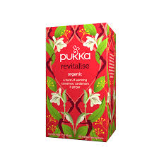 Pukka Organic Revitalise Tea