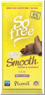 So Free Smooth Cocoa & Coconut