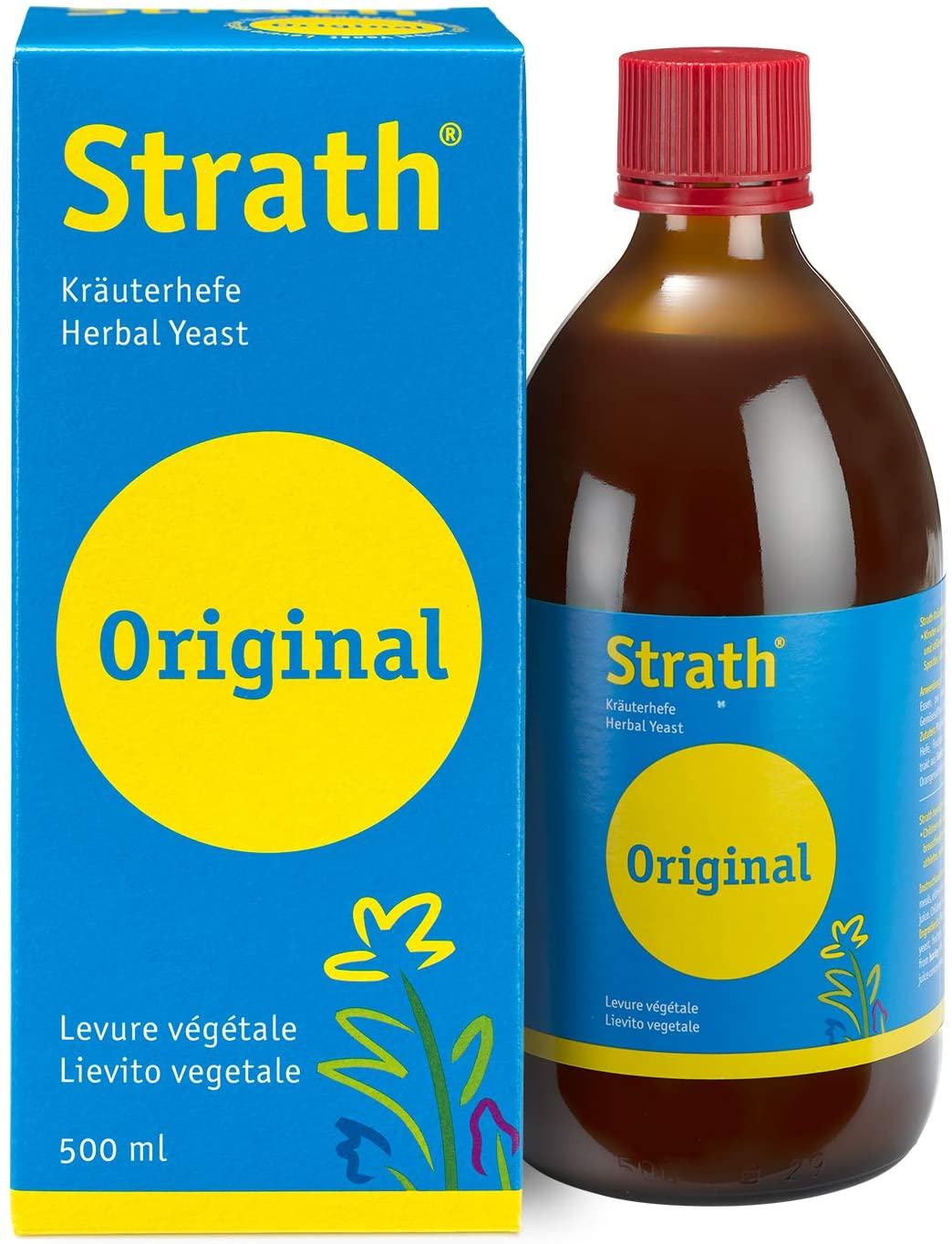 Strath Herbal Yeast Original 250ml