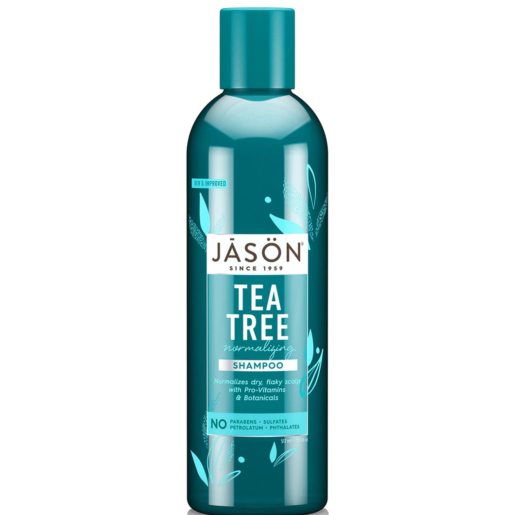 Jason Tea Tree Shampoo (Jason Bodycare) 517ml