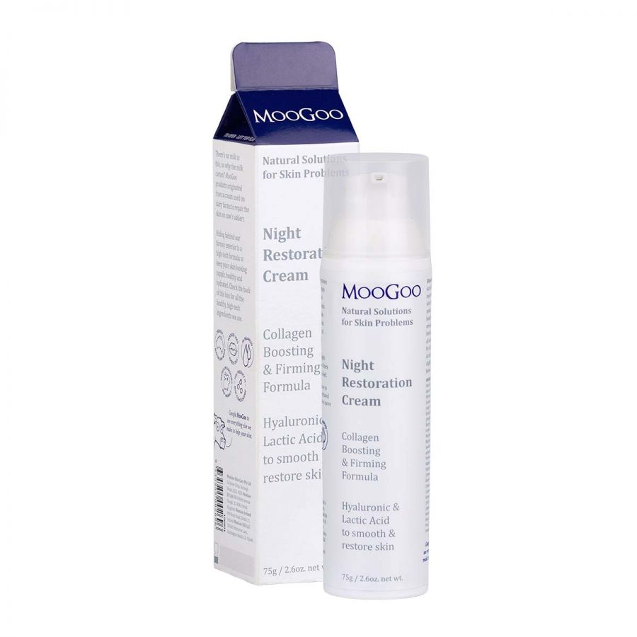 MooGoo Night Restoration Cream