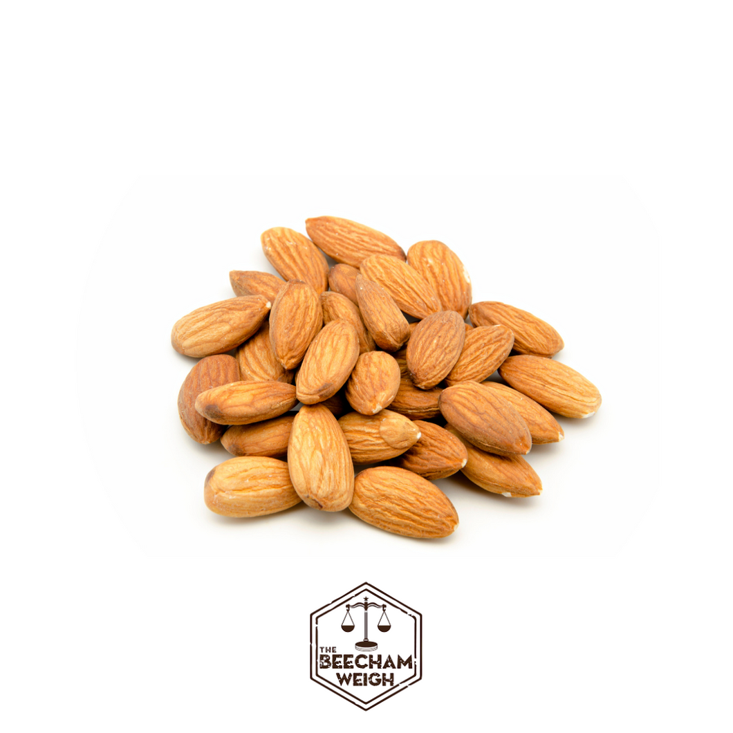 Weigh - Nibbed Almonds (100g)