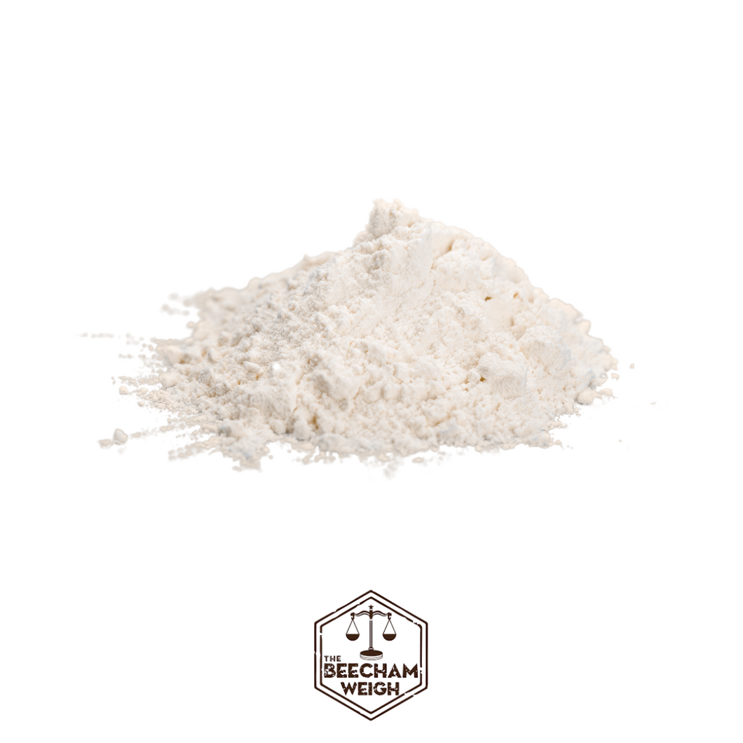 Weigh - Doves Farm Organic Wholemeal Flour (100g)