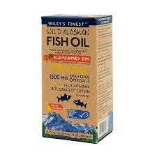 Wiley's Finest Fish Oil Elementary EPA For Kids