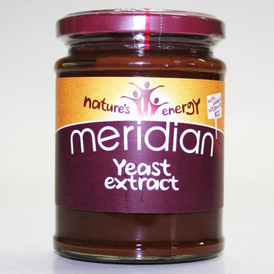 Meridian Yeast Extract Reduced Salt Meridian 340g
