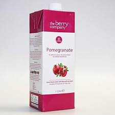 The Berry Co. Pomegranate Juice 1L