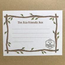 Load image into Gallery viewer, Eco Friendly Gift Box (post-able)
