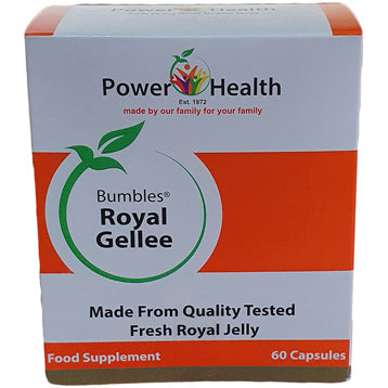 Power Health Bumbles Royal Gellee 60 Caps