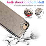 2020 New Style Luxury Wallet Cover For iPhone 7/8