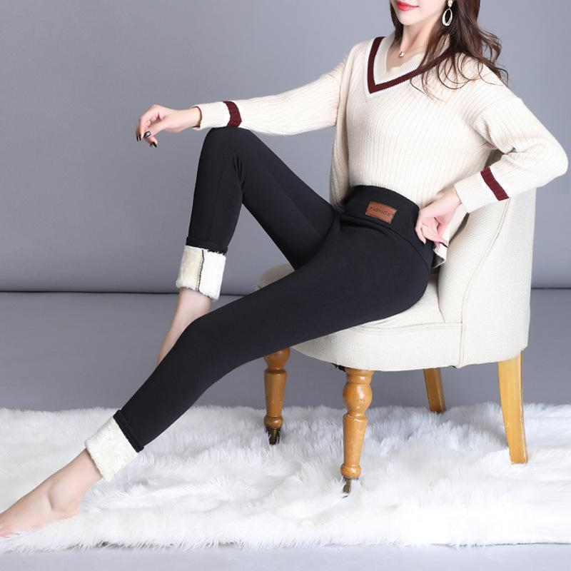Winter tight warm thick cashmere pants (2sets Freeshipping)