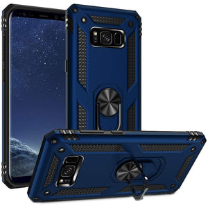 Luxury Armor Ring Bracket Phone Case For Samsung S8 Plus-Fast Delivery