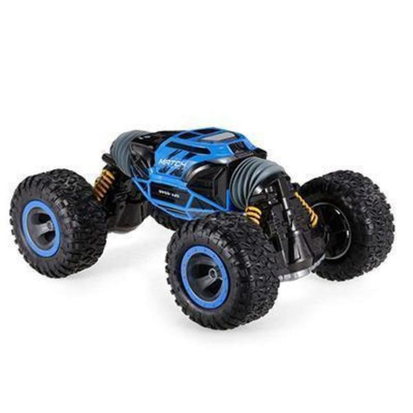 Double-sided 2.4GHz RC Stunt Car