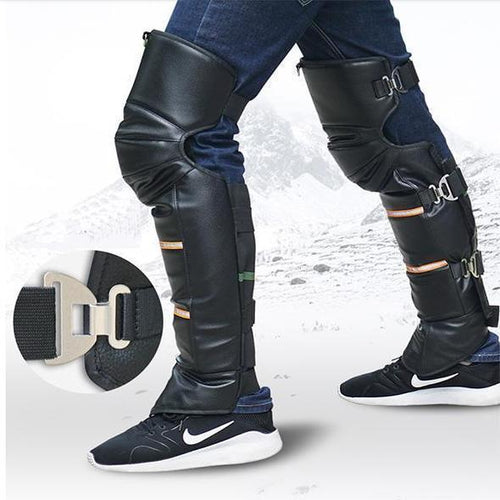 Motorcycle Anti-Wind Warm Knee Pad
