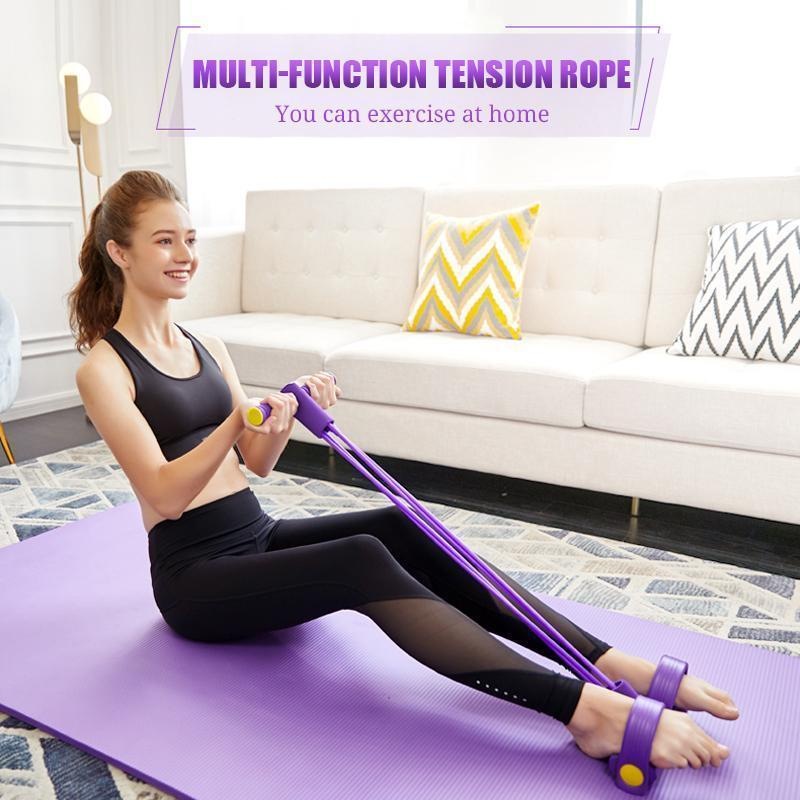 Multi-Function fitness Tension Rope