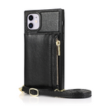 Crossbody Phone Case With Card Holder for iPhone