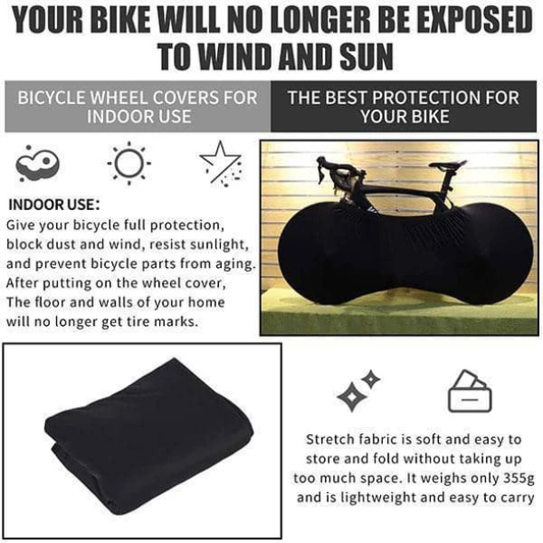Indoor Bike Covers
