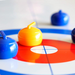 Tabletop Curling Game