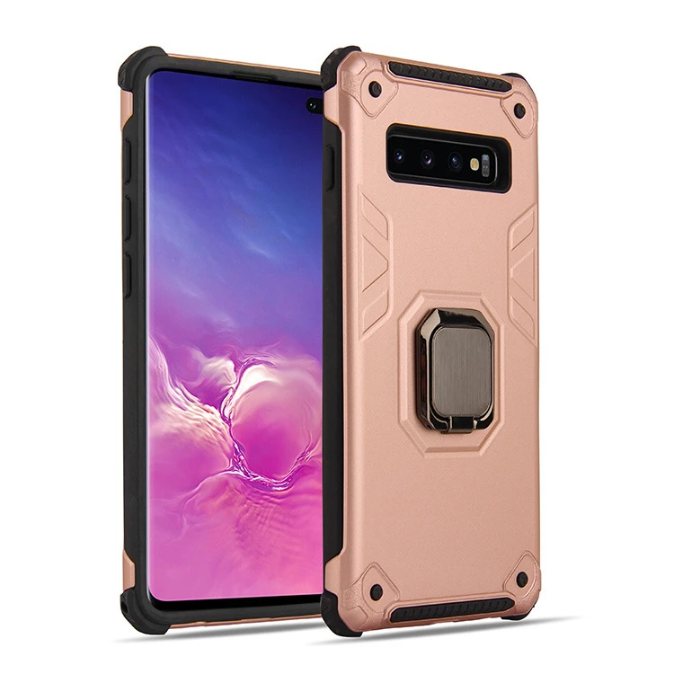2020 Luxury Upgraded Ultra-thin 4-in-1 Special Armor Case For SAMSUNG