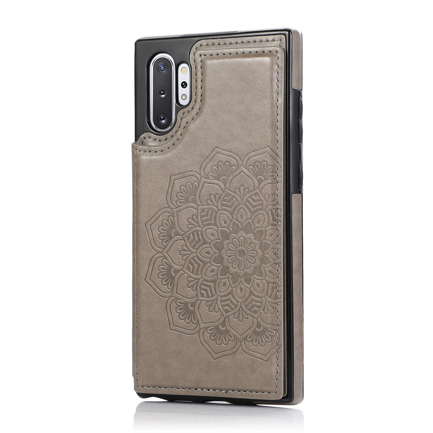 2020 New Style Luxury Wallet Cover For Samsung Note10 Series