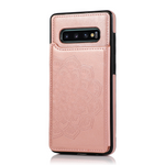 2020 New Style Luxury Wallet Cover For Samsung S10