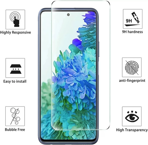 (Buy One Get One Free) Tempered Glass For Samsung Galaxy S20 FE
