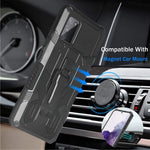 2021 Phone Warrior Multi-function Bracket Belt Clip Case For Samsung S20 FE 4G/5G