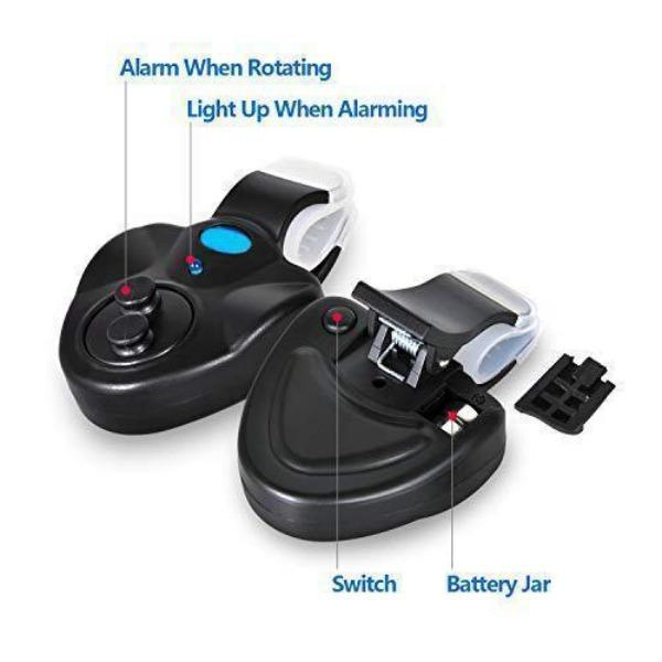 2020 New LED Light Fishing Bite Alarms - Buy more save more