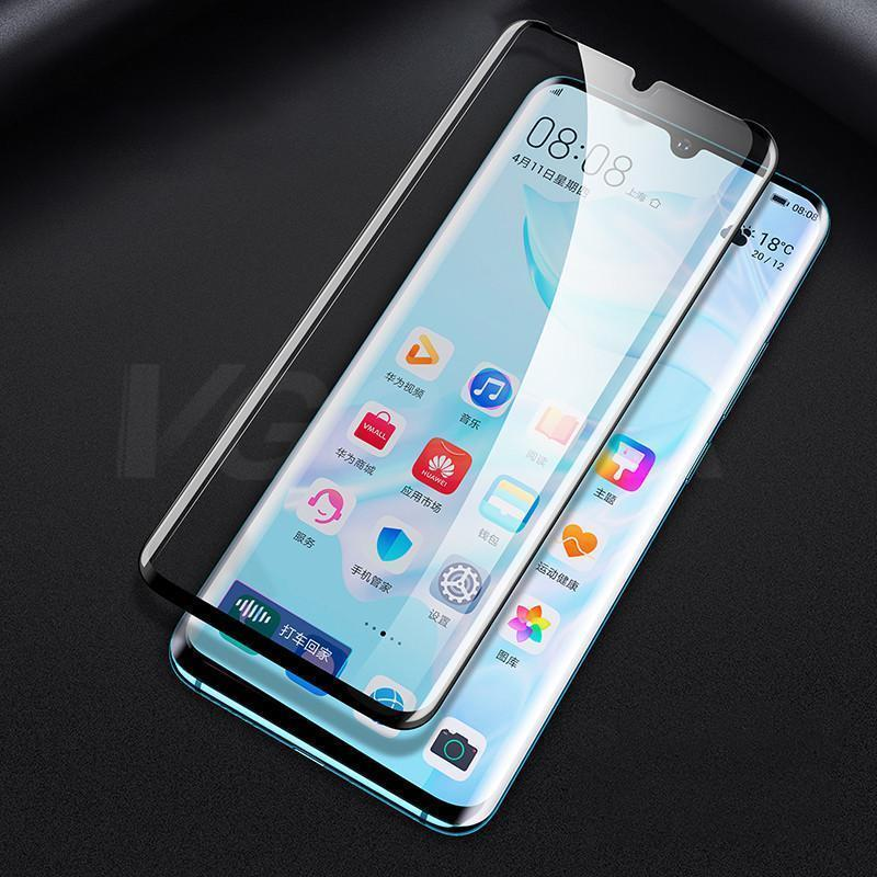 Full Cover Protective Glass For Huawei