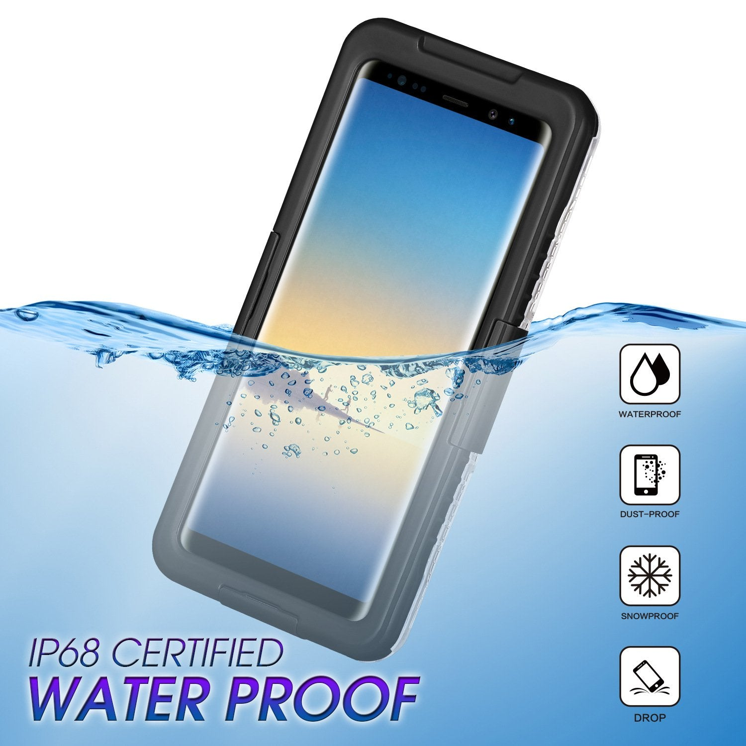 Waterproof and Shockproof Phone Case For Samsung A Series