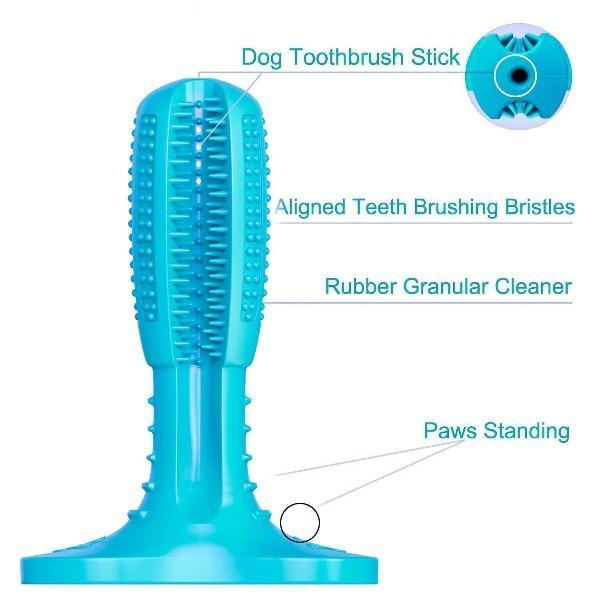 Brite Bite Brushing Stick: The Revolutionary Way to Clean Your Dog's Teeth They'll Actually Love! (SALE)