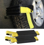 Snow, Mud and Sand Tire Traction Device