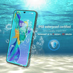 Waterproof Full Body Protective Cover for HUAWEI