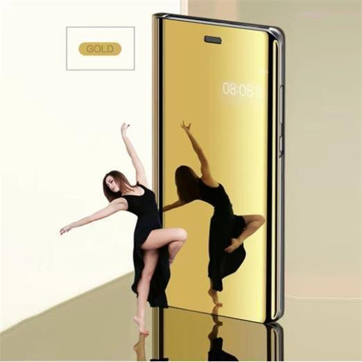 Luxury Mirror Flip Smart Cover For Samsung A50