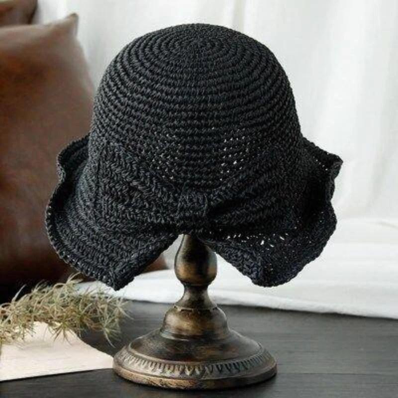 Brim&Bow Summer Hat----Ladies summer must-have!!!