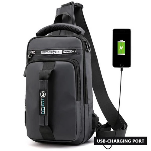 Multifunction  Personal Leisure Bagpack